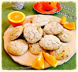 Citrus Coolers Cookies