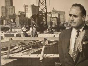 Joseph M. Vallone, Director R.I. State Dept. of Public Works, circa 1955-60