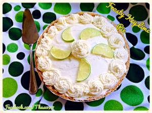 Frosty Keylime Pie