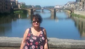 Me in Ponte Vecchio