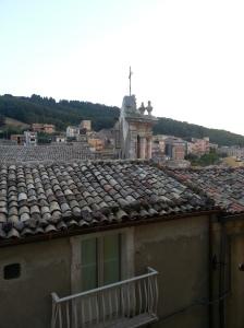 House roof in Buccheri