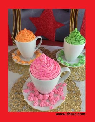 Teacup Cupcakes
