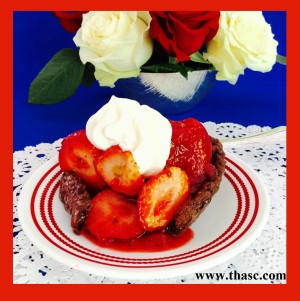 Strawberry Pie blog 6