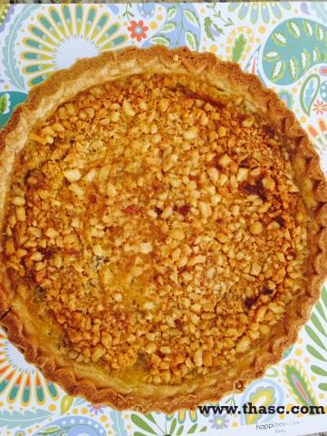 Macadamia Nut Torte