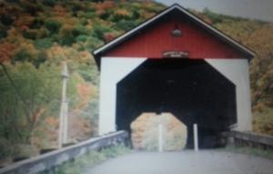 The Arthur A. Smith Covered Bridge, Colraine, MA