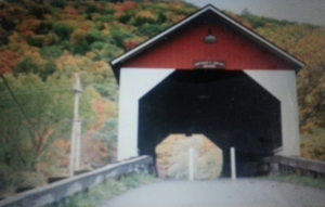 The Arthur A. Smith Covered Bridge, Colraine, MA