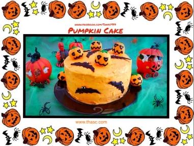 Halloween Pumpkin Cake_Fotor