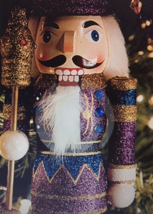 Limited edition nutcracker, King Ludwig II