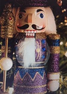 Limited edition nutcracker, King Ludwig II