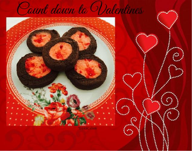 Chocolate-Cherry Slice 'n' Bake Cookies