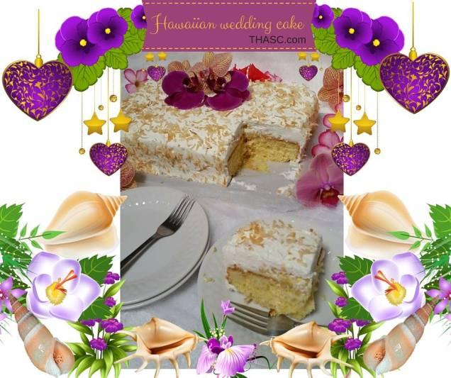 HI wedding cake