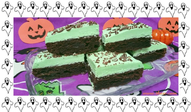 Mint Chocolate Brownies