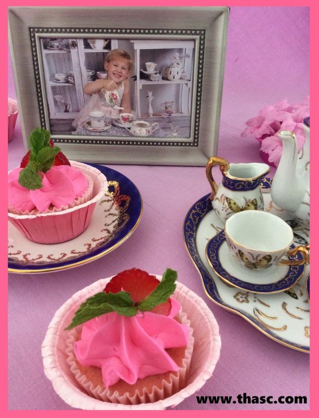 Pink Princess Mini Cupcakes2