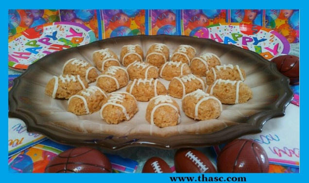 Chocolate Mini Footballs