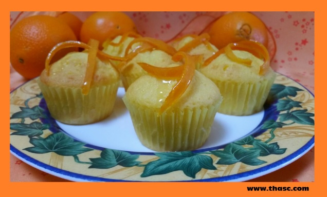 Lemon Orange Muffins