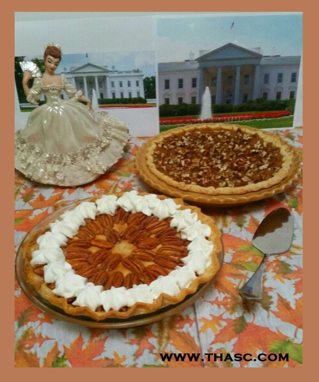 Pecan Pie and Pumpkin Pecan Pie.jpg