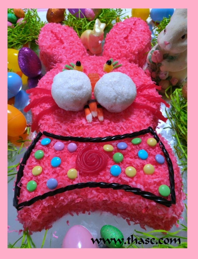 Big Cheek Bunny Cake1